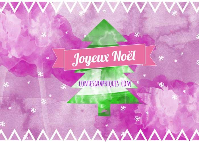Joyeux Noël | Frohes Weihnachten