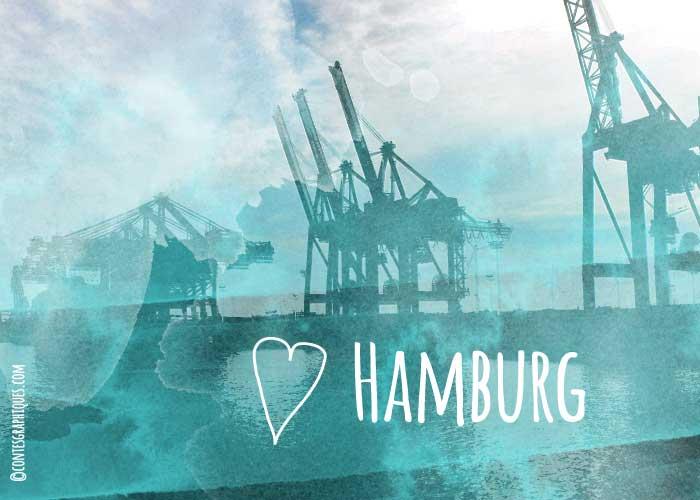 Retour sur Hambourg | Zurück nach Hamburg