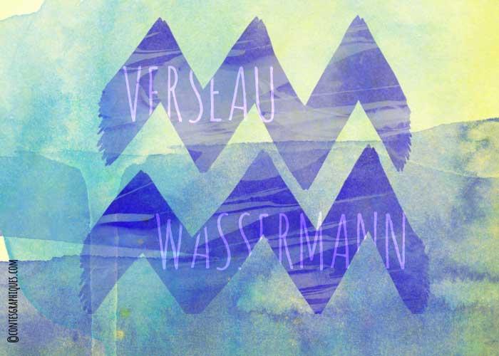 Verseau | Wassermann