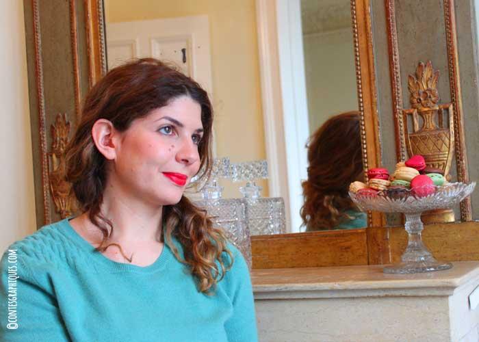 Rencontre | Begegnung # Aurélie Gourmet