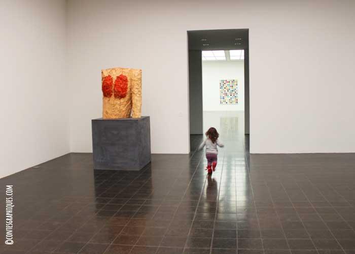 Galerie du présent | Galerie der Gegenwart