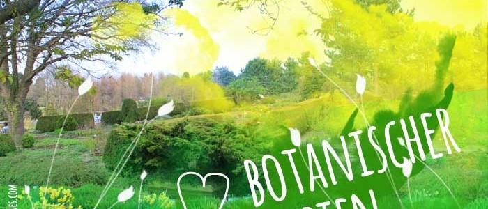 Jardin botanique | Botanischer Garten