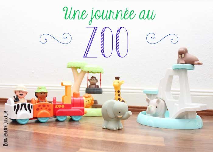 Au zoo | Im Zoo