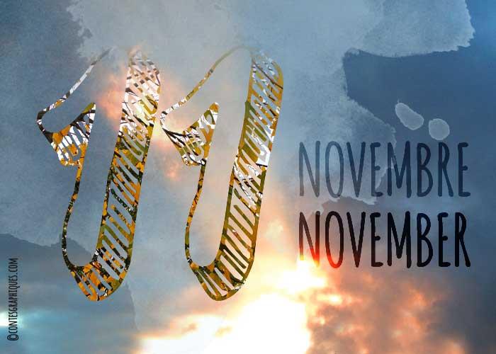 Novembre | November
