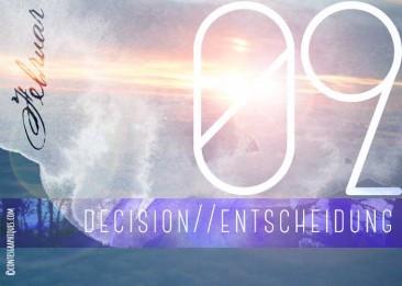 Février, décision | Februar, Entscheidung