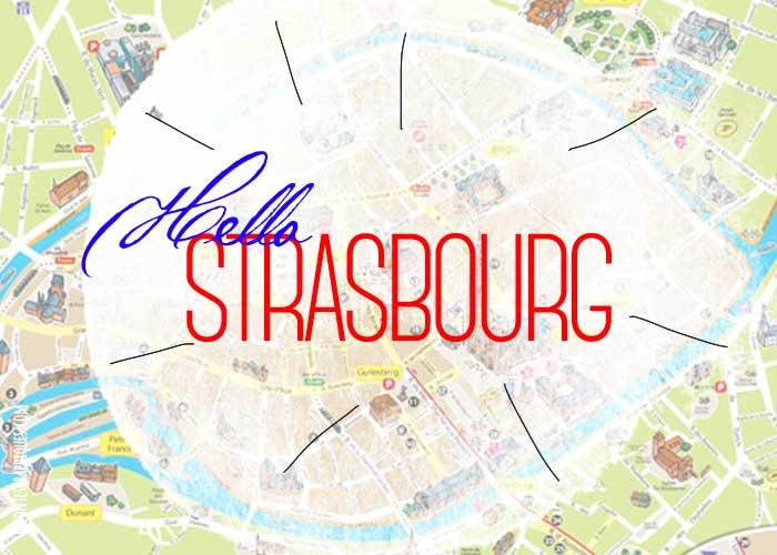 Hello Strasbourg ♥