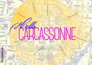 Hello Carcassonne ♥