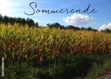 La fin de l'été | Sommerende